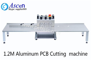 pcb cutting machine aluminum pc